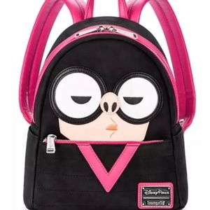 Edna Loungefly Backpack - incredibles